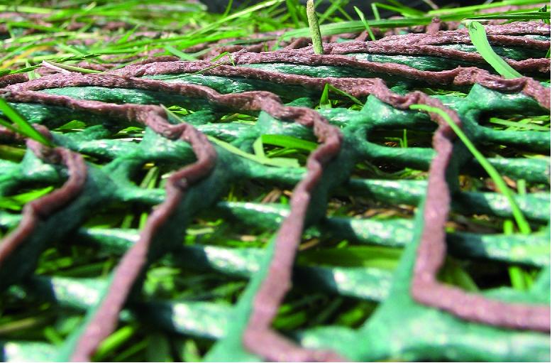 Zatravňovací rohož GrassRoll Premium+ 2x20m včetně U-Pinů