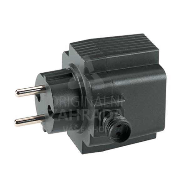 Transformátor 230 V AC/12 V AC, 10,5 VA