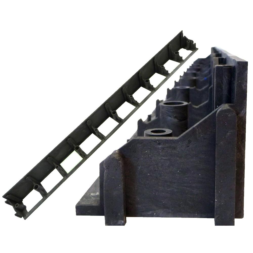 Neviditelný obrubník, výška 80mm (Neviditelný obrubník 80)