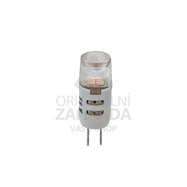 LED SMD žárovka, patice G4, 2 W, Teplá bílá