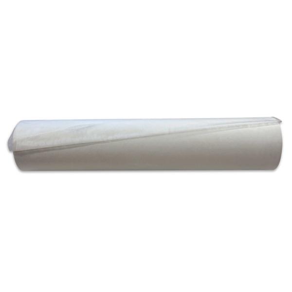 Zakrývací netkaná textilie 17g, 1,6x100m bílá (Netkaná zakrývací textilie, celá role)