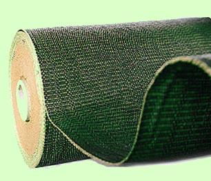 Zelená školkařská textilie 100g, 162cm x 100m (Tkaná školkařská textilie 100g/m2 role 162cm x 100m zelená)