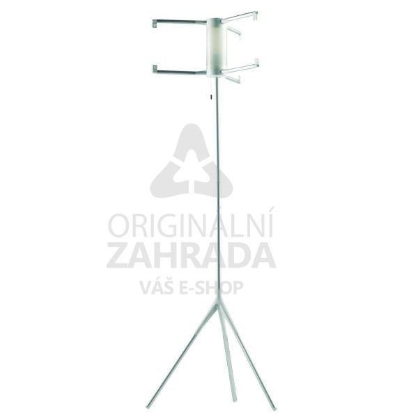 Rám T1951 anodizovaný hliník - bílá barva (Tuli lampa - volně stojící lampa)