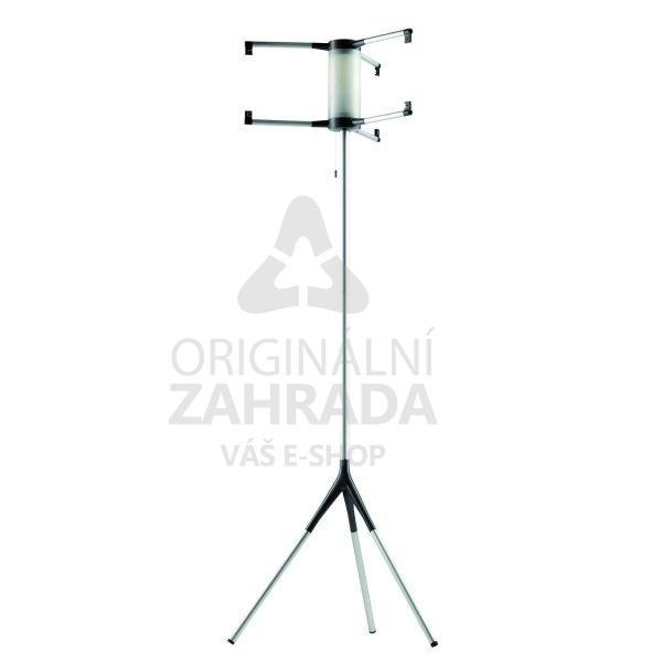Rám T1951 anodizovaný hliník - antracit (Tuli lampa - volně stojící lampa)