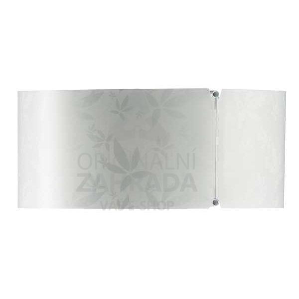 Stínítko (3-dílné) T1951 bílá se vzorem (Stínítko pro volně stojící Tuli lampu)