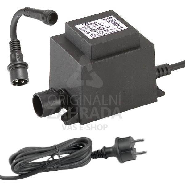 Transformátor 230 V AC/12 V AC, 60 W