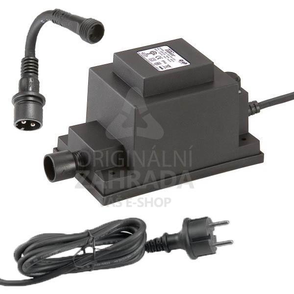 Transformátor 230 V AC/12 V AC, 150 W