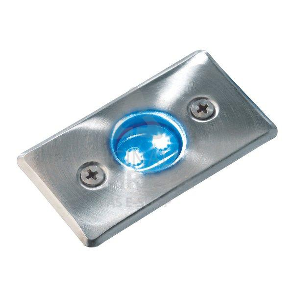 Axis, 0,3 W, LED modrá (Zahradní LED osvětlení - samostatné světlo)