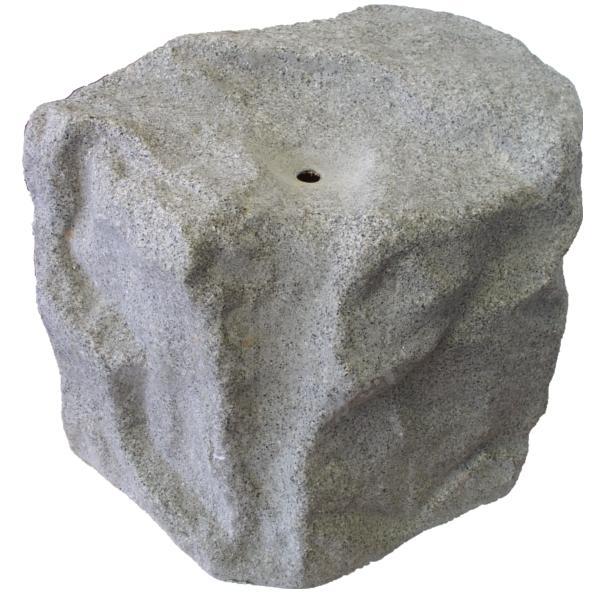 Žula - Umělý kámen AS SWHH-G Verze A (Umělý dutý kámen (š. 57 cm, v. 43 cm, d. 42 cm))