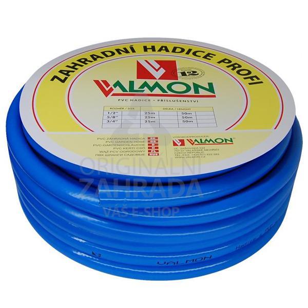 Zahradní PVC hadice PROFI modrá