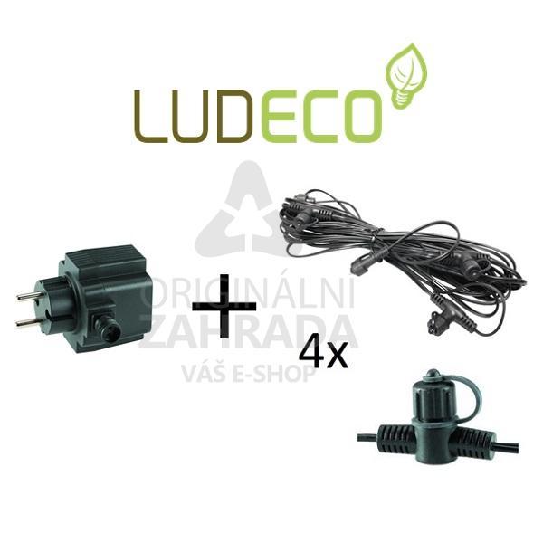 Starter kit 230V/12V, 21 W