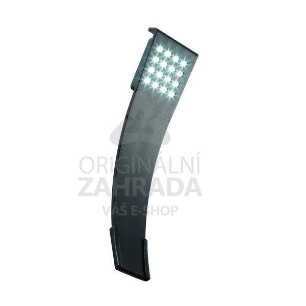 Olympia, 2 W, LED (Zahradní LED osvětlení - nástěnné světlo)