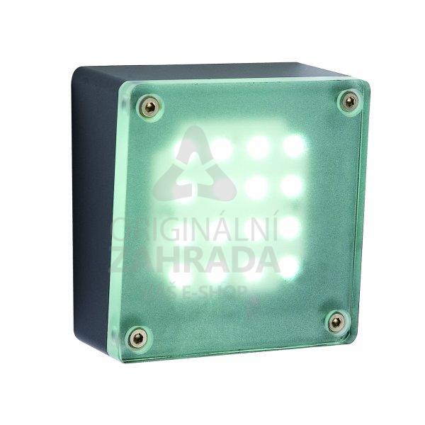 Halo, 2 W, LED (Zahradní LED osvětlení - nástěnné světlo)