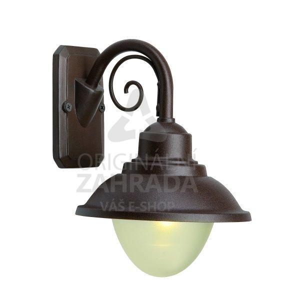 Lumo, 1 W, LED - vystavený vzorek (Zahradní LED osvětlení - nástěnné světlo)