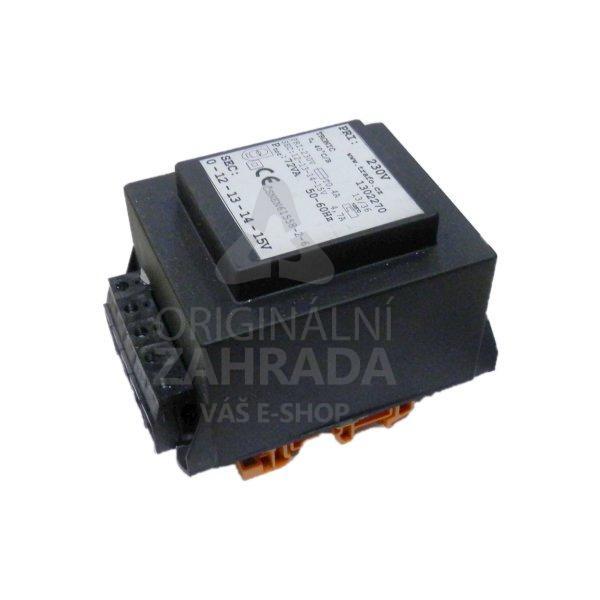 Transformátor 230V/12 - 15 VAC, 72 W, DIN